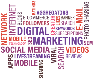 Marketing consulting services